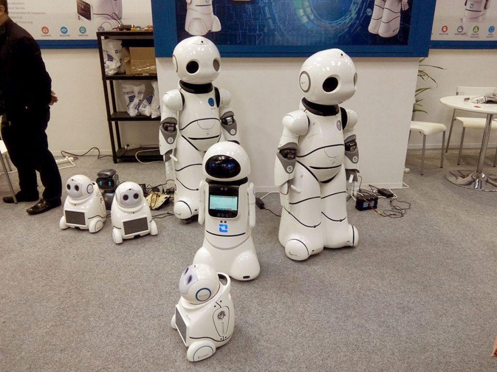CeBIT 2017 - Roboter