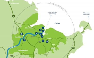 KielRegion: Attraktive Flächen im Angebot