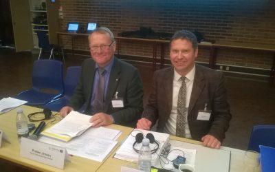 Interreg-Ausschuss mit neuem deutschen Vorsitzenden