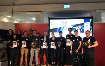 Existenzgründer/innen mit dem GründerCup KielRegion 2017 ausgezeichnet