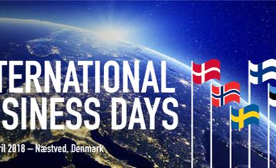 Internationale Unternehmertage in Næstved