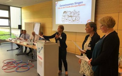 Benefit4Regions zu Gast beim Interreg-Ausschuss