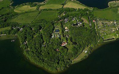 Der Koppelsberg als Standort für Aktivtourismus im Kreis Plön