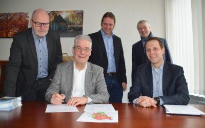 Gewerbegebiet Schönkirchen: Zusammenarbeit mit der WFA Kreis Plön