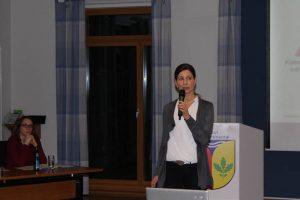Foto: V.l.n.r. Dr. Daniela Threm (WTSH), Ulrike Kiehne (IB-SH)