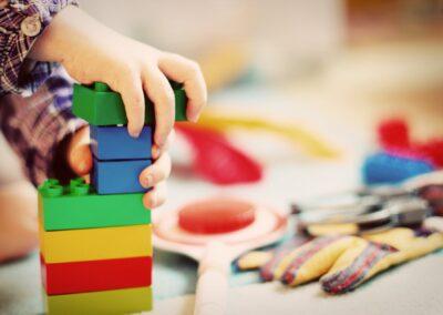 Förderung für Kindertagesstätten