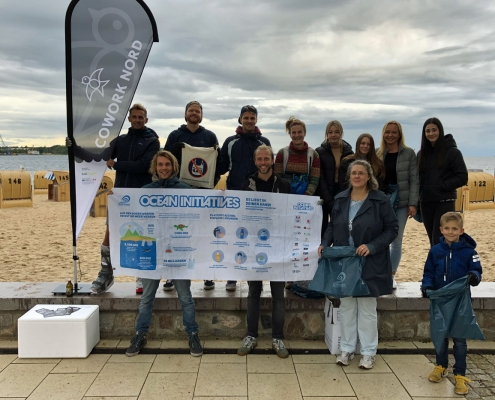 ERLEDIGT – BEACH CLEANING IN HEIKENDORF