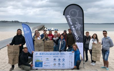 Cowork Nord & Surfrider Foundation Beach Cleanup