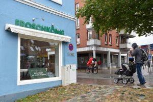 Tristesse pur in der Lübecker Straße
