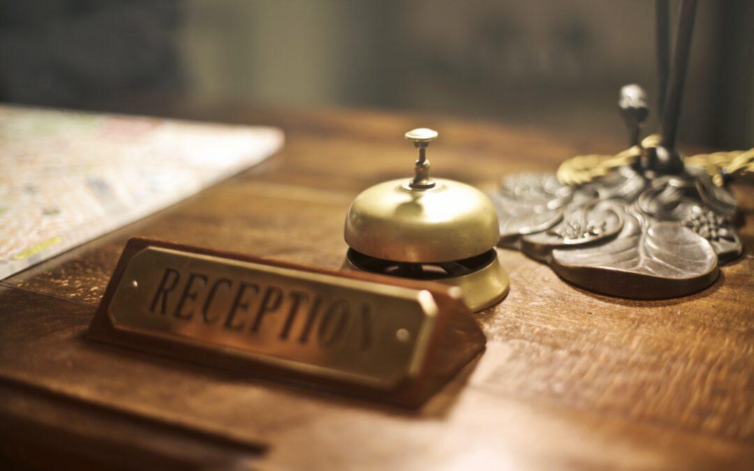 Vorlage für Gastgeber: Schriftliche Gästebestätigung