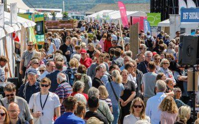"""Das dänische """"Folkemøde"""", die Inspiration für ein Deutsch-Dänisches Festival"""